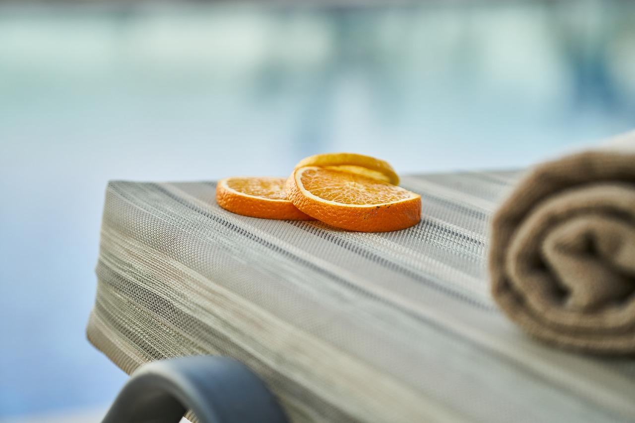 Plátky pomeranče