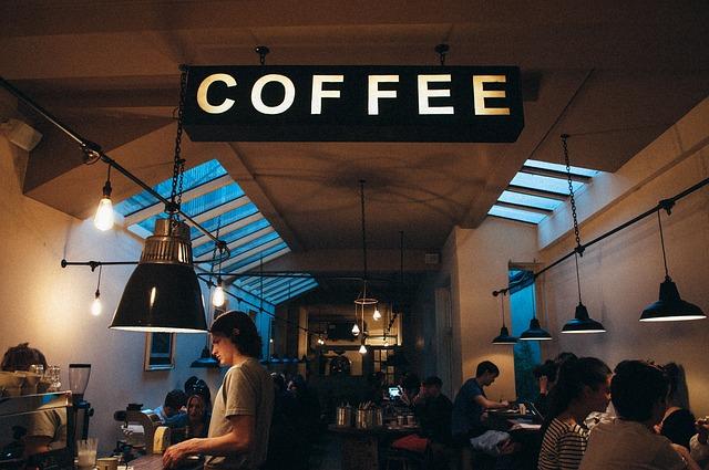 kavárna