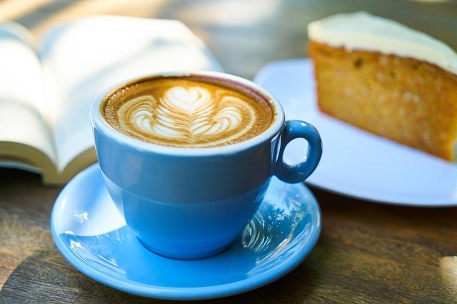 káva a dort